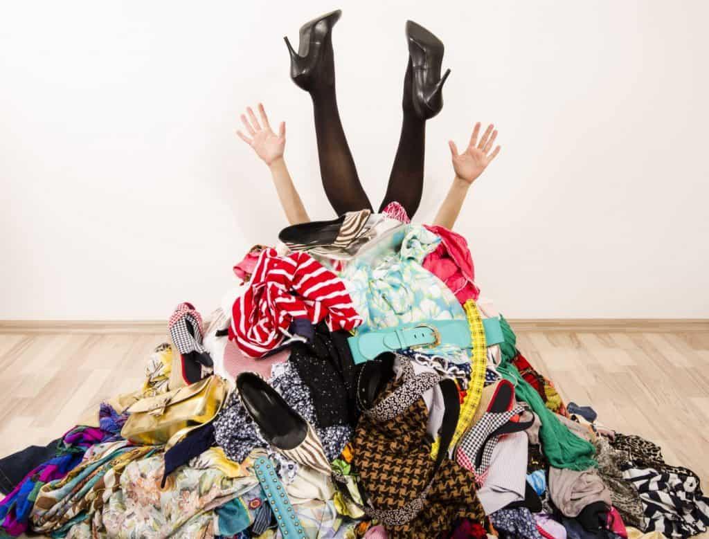 slow declutter, zero-waste declutter, environmental decluttering