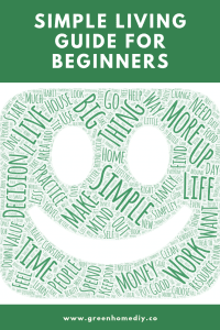 Simple Living Guide for Beginners