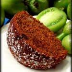 Green Tomato Brownie Cake