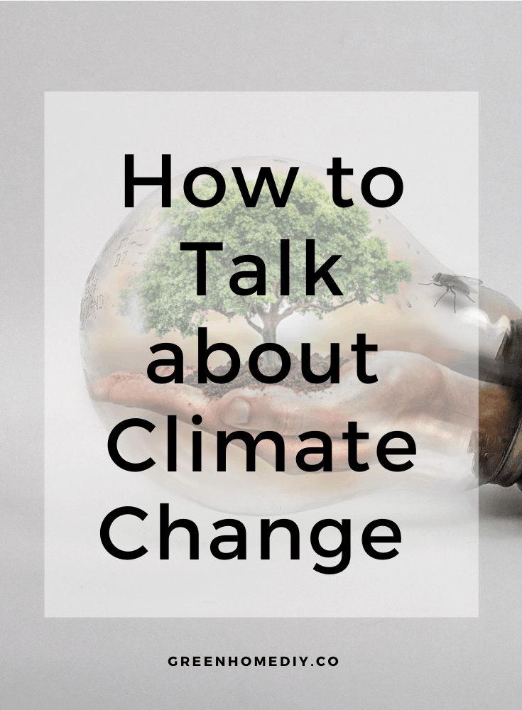 Pinterest how to talk about climate change