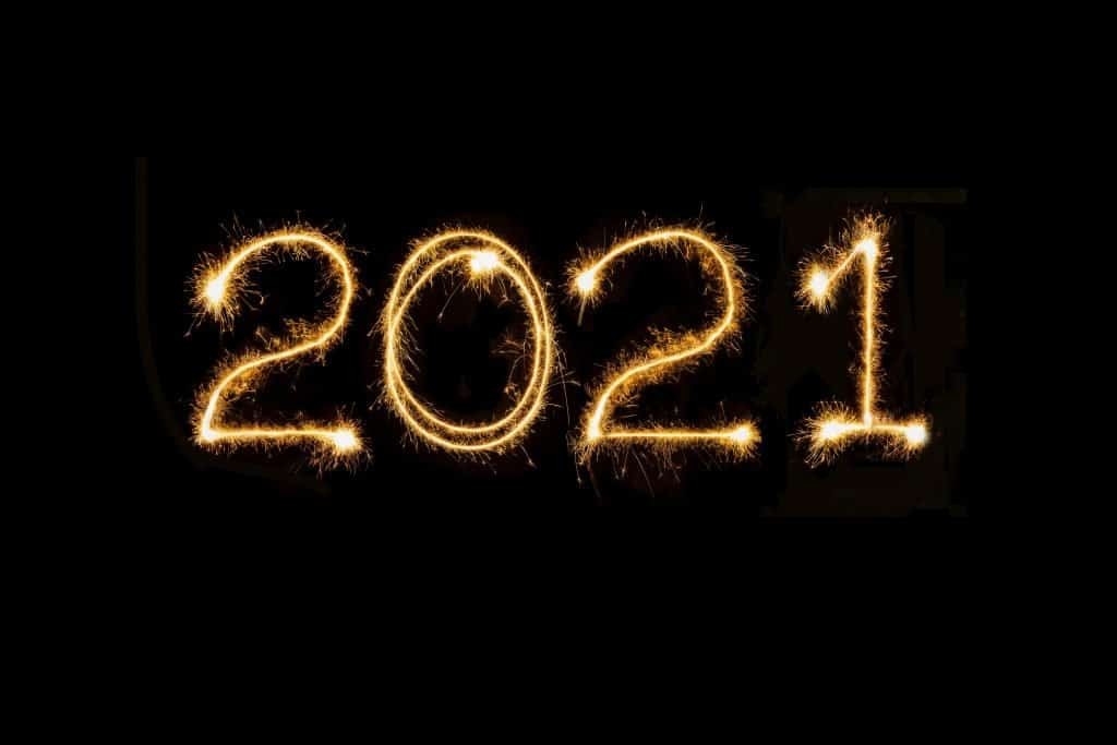 sustainable resolution for 2021